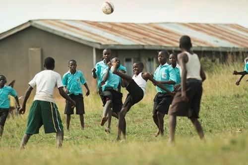 Fodbold drenge